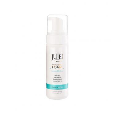 فوم شستشوی صورت مناسب پوست نرمال تا خشک Jute