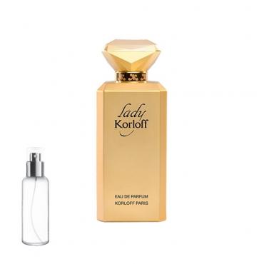 عطر روغنی لیدی کرلوف Korloff-30ml