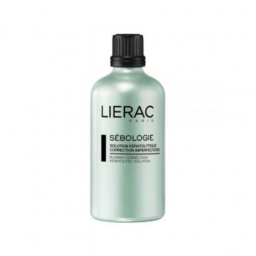 محلول درمانی پوست چرب سبولوژی LIERAC