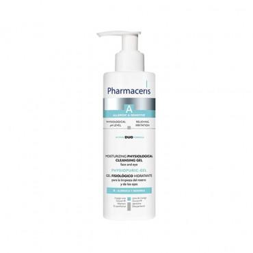 ژل پاک کننده و مرطوب کننده فیزیولوژیکال ژل فیزیوپیوریک PHARMACERIS