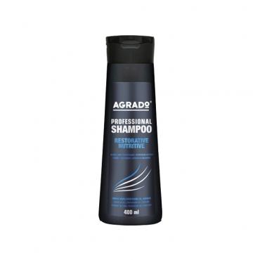 شامپو بازسازی کننده و مغذی مو AGRADO