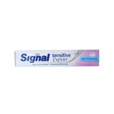 خمیر دندان سفید کننده سنسیتیو اکسپرت Signal