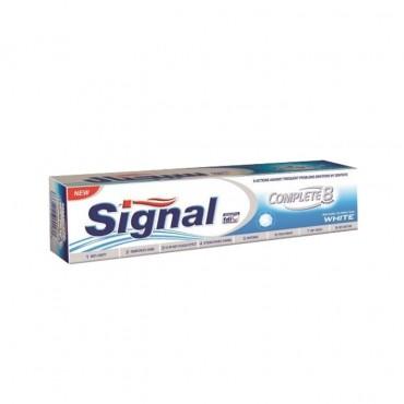 خمیر دندان کامپلیت 8 سفید کننده Signal