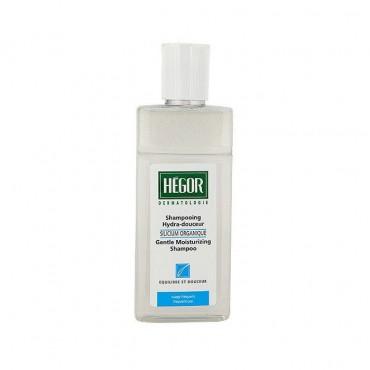 شامپو مرطوب کننده ارگانیک سیلیسیوم  HEGOR