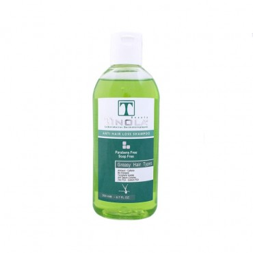 شامپو تقویت کننده مخصوص موی چرب TINOLA