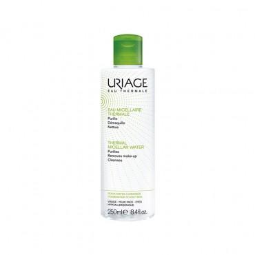 محلول پاک کننده پوست چرب Uriage