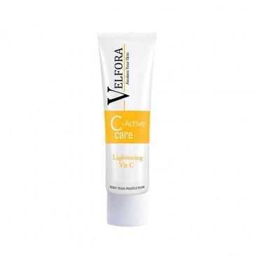 کرم ضد لک و روشن کننده حاوی ویتامین Velfora C