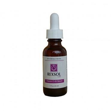 سرم درمانی ویتامین REXSOL C 20