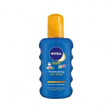 اسپری ضد آفتاب کودک NIVEA