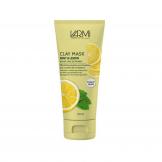 ماسک خاک رس پاکسازی پوست حاوی لیمو و نعناع VARMi
