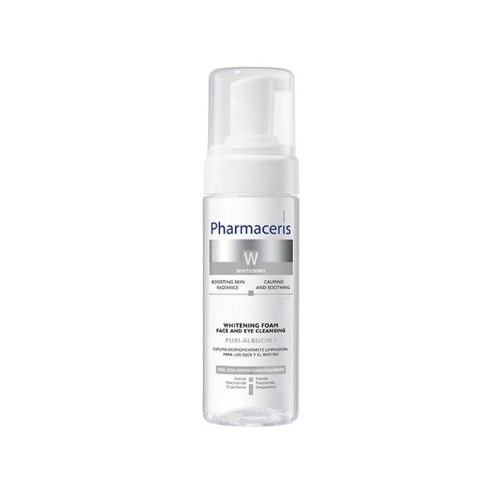فوم پاککننده و روشنکننده چشم و صورت پیوری آلبوسین I Pharmaceris