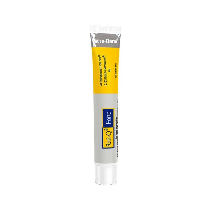 ضد لک رتی کیو فورت Micro-Derm