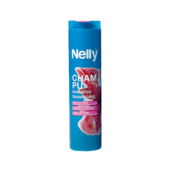 شامپو صاف کننده قوی ابریشم Nelly