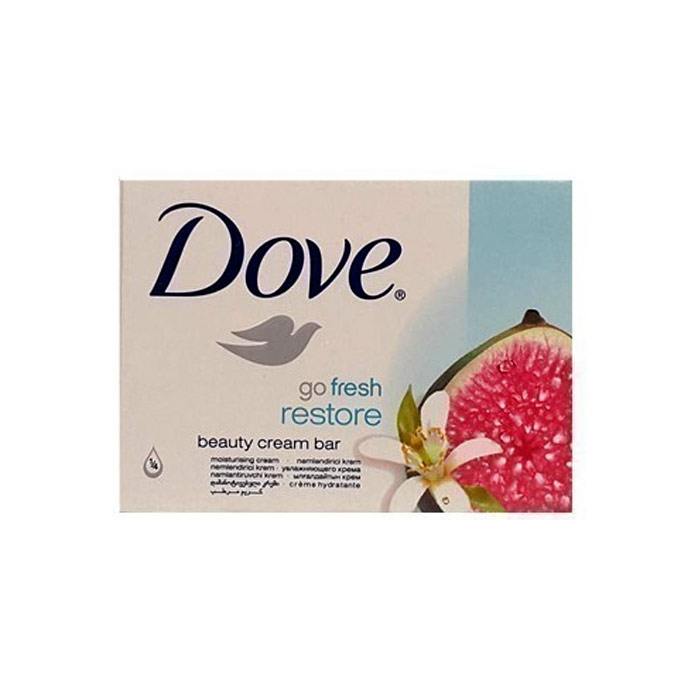 صابون کرمی انجیر Dove