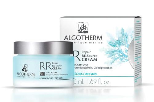 کرم مرطوب کننده و مغذی Algotherm RR