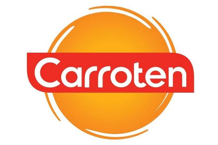 لوگوی برند کاروتن