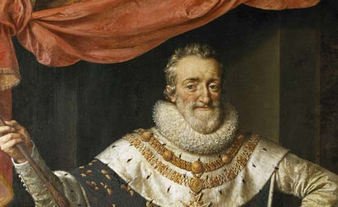 قرن ۱۷ ببرای لاروش پوزای
