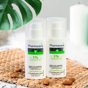 pharmaceris SEBO-ALMOND PEEL night cream 5%