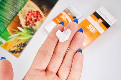 Pharmaceris Hydrolipid SPF50 Cream
