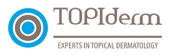 Topiderm logo