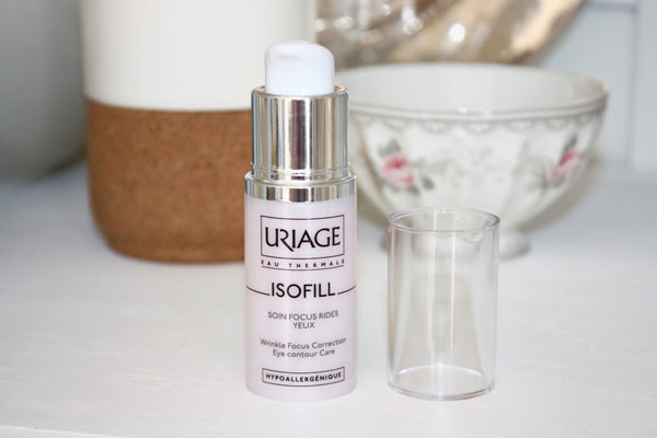 Uriage Isofill eye cream